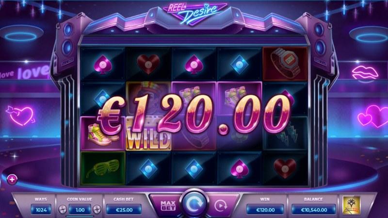 Reel Desire :: Multiple winning combinations