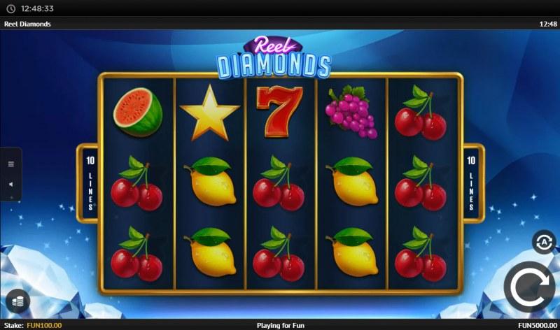 Reel Diamonds :: Main Game Board