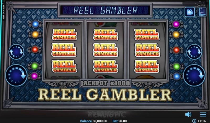 Reel Gambler :: Main Game Board