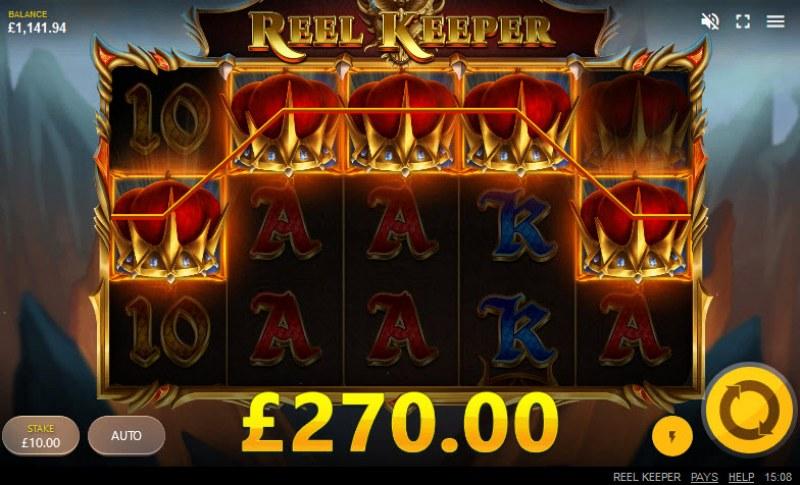 Reel Keeper :: Five of a kind
