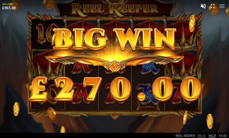 Reel Keeper :: Big Win