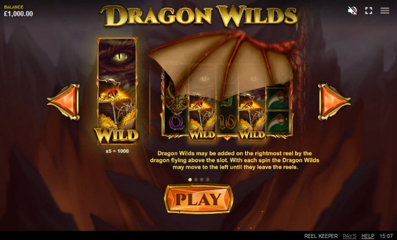 Reel Keeper :: Dragon Wilds