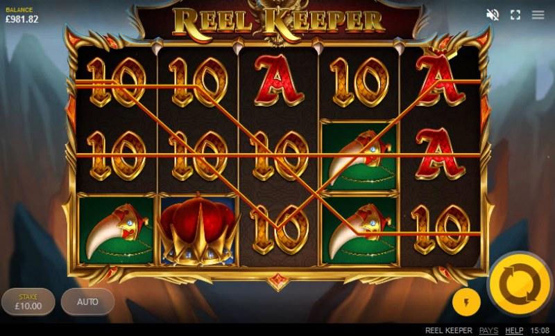 Reel Keeper :: Three of a kind
