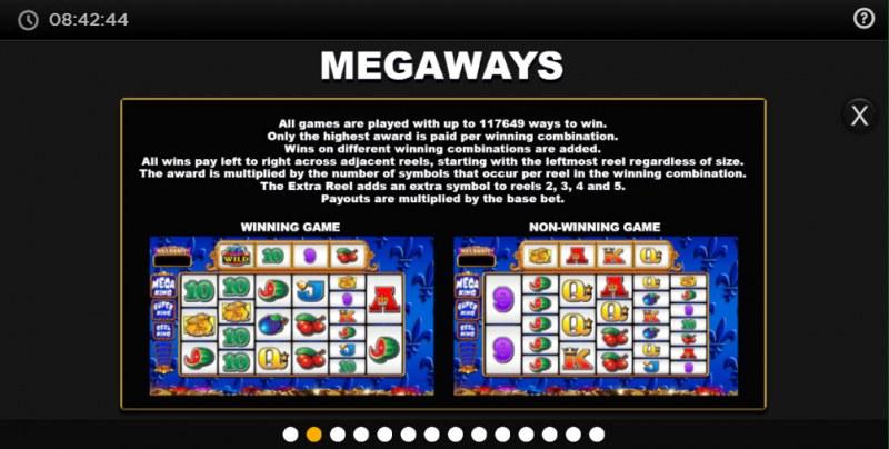 Reel King Megaways :: Megaways