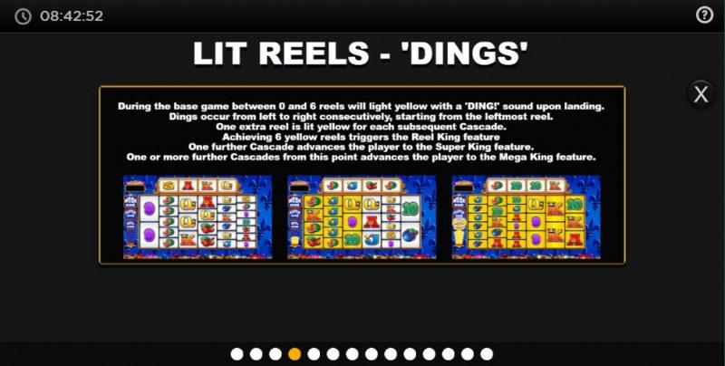 Reel King Megaways :: Lit Reels