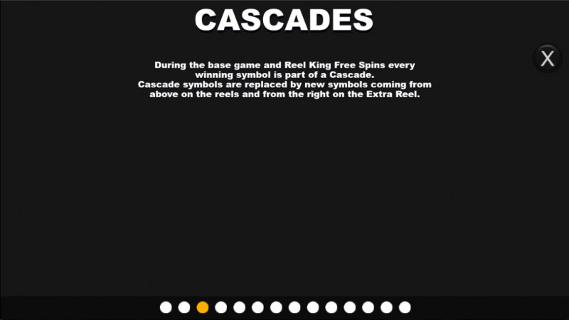 Reel King Megaways :: Cascades