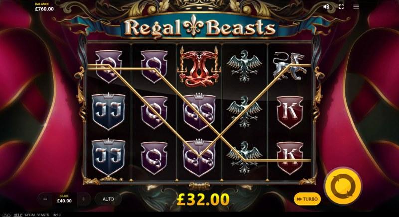 Regal Beasts :: A pair of winning ways
