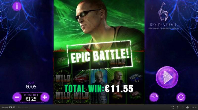 Resident Evil 6 :: Total bonus payout