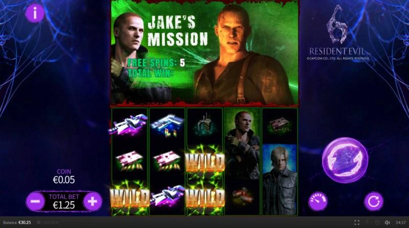 Resident Evil 6 :: Multiple winning paylines