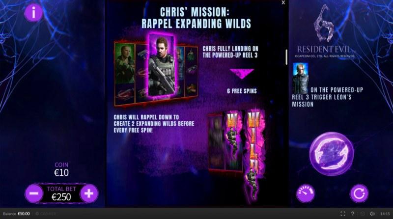 Resident Evil 6 :: Bonus Game Rules