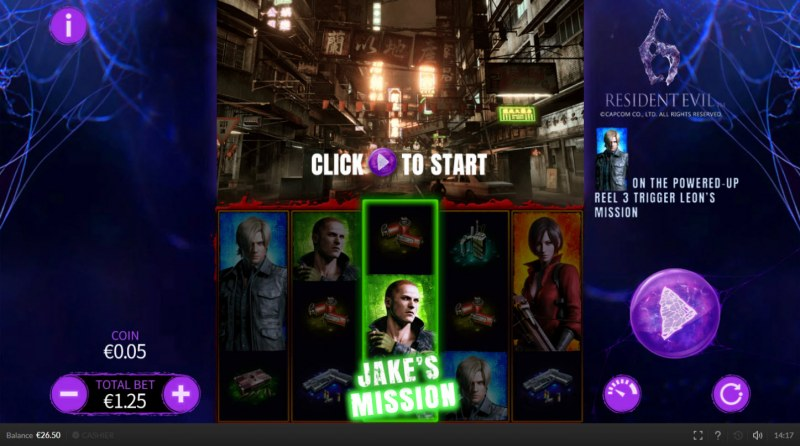Resident Evil 6 :: Jake's Mission  feature activated