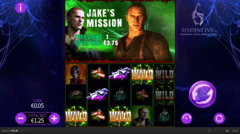 Resident Evil 6 :: Four of a kind