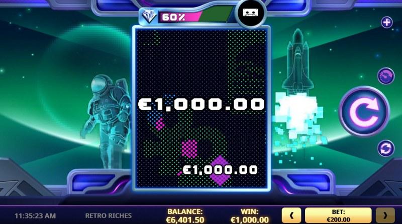 Retro Riches :: win