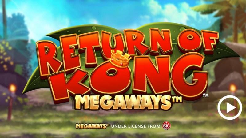 Return of Kong Megaways :: Introduction
