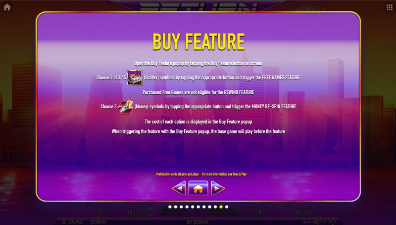 Return to the Feature :: Buy Feature