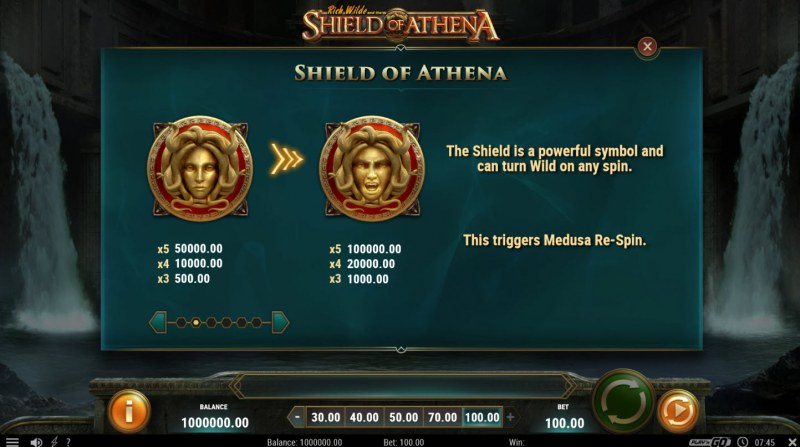 Rich Wild and the Shield of Athena :: Shield of Athena