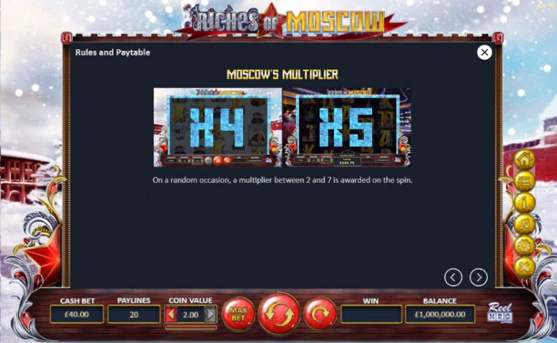 Riches of Moscow :: Moscow's Multiplier