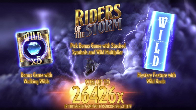 Riders of the Storm :: Pre-view
