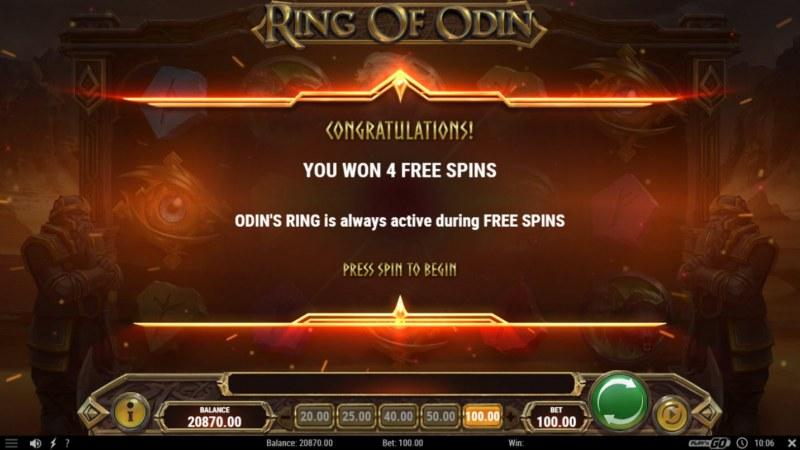 Ring of Odin ::