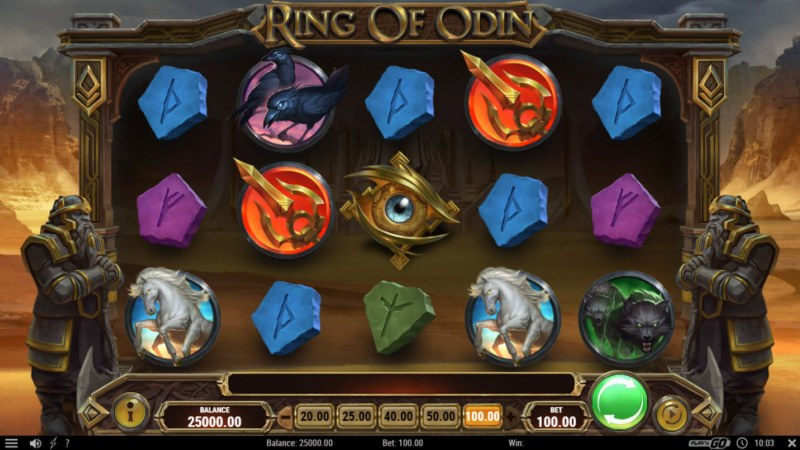 Ring of Odin :: Main Game Board