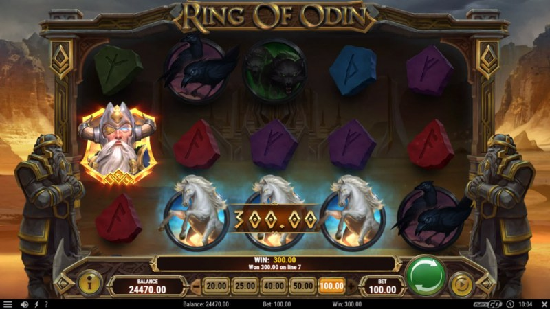 Ring of Odin :: Four of a kind