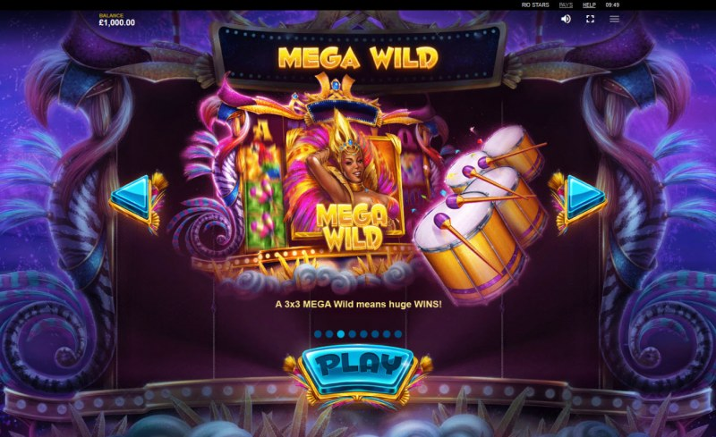 Rio Stars :: Mega Wild