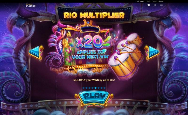Rio Stars :: Rio Multiplier