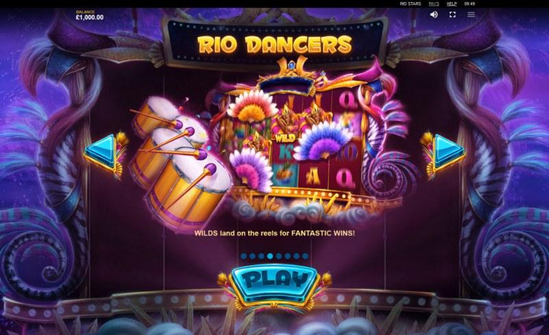 Rio Stars :: Rio Dancers