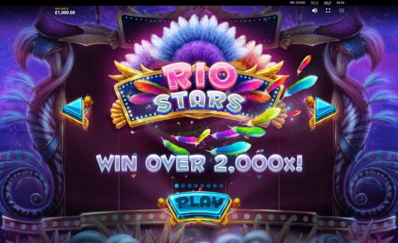 Rio Stars :: Win Over 2,000x