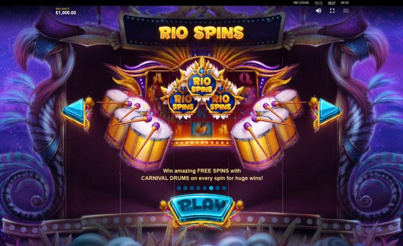 Rio Stars :: Rio Spins