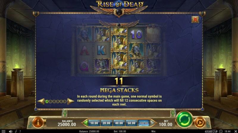 Rise of Dead :: Mega Stacks