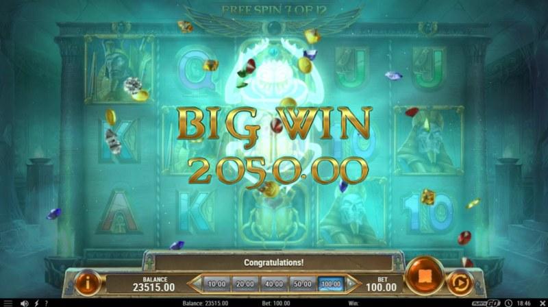 Rise of Dead :: Big Win