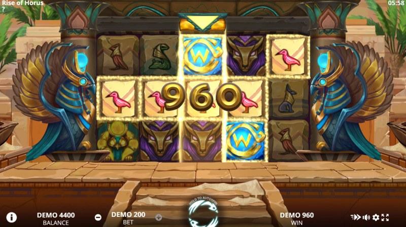 Rise of Horus :: Multiple winning ways