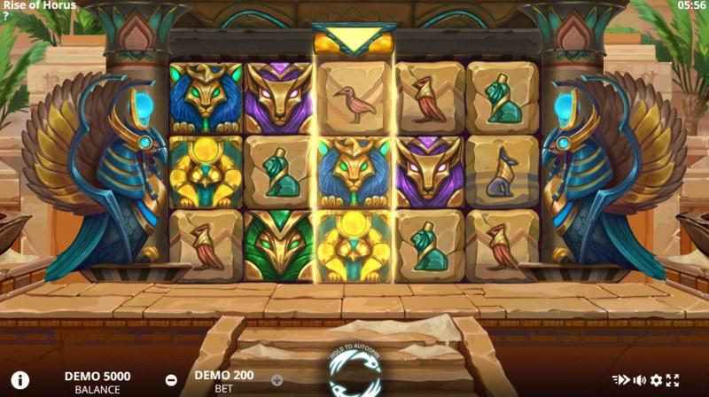 Rise of Horus :: Main Game Board