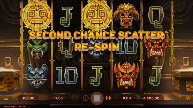 Rise of Maya :: Rsepin feature triggered