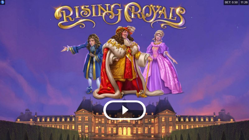 Play slots at Slot Planet: Slot Planet featuring the Video Slots Rising Royals with a maximum payout of $75,000