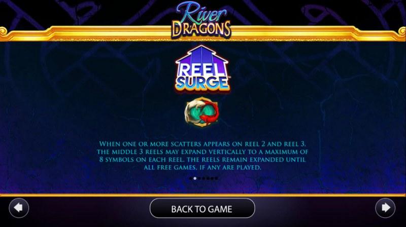 River Dragons :: Reel Surge