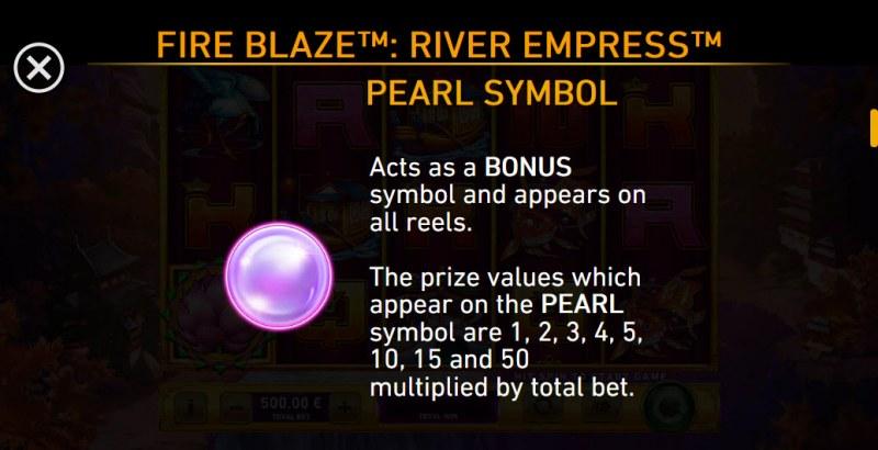 River Empress Fire Blaze :: Bonus Feature