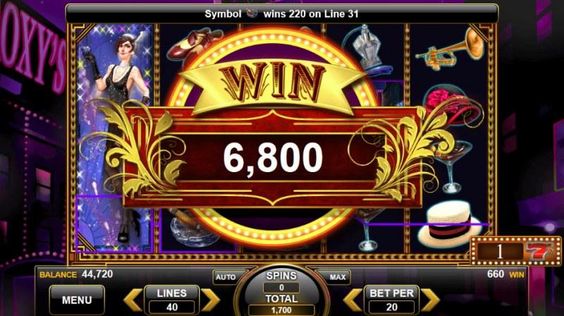 Roaring 7's :: Big Win