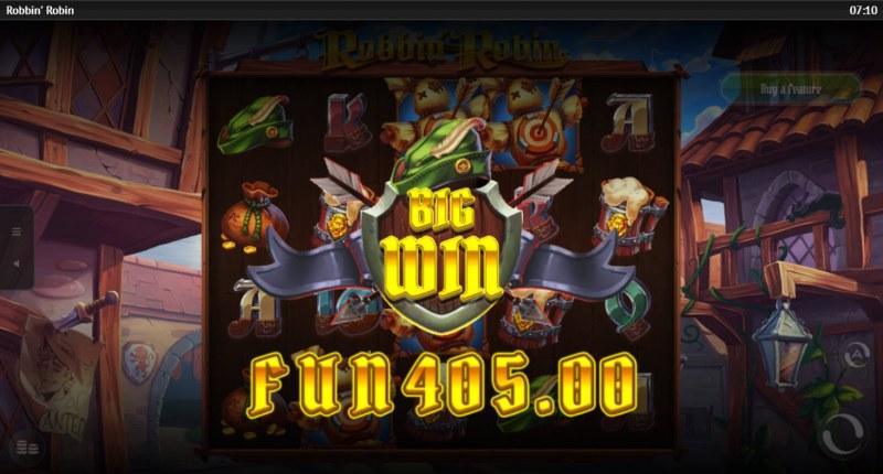 Robbin Robin :: Big Win