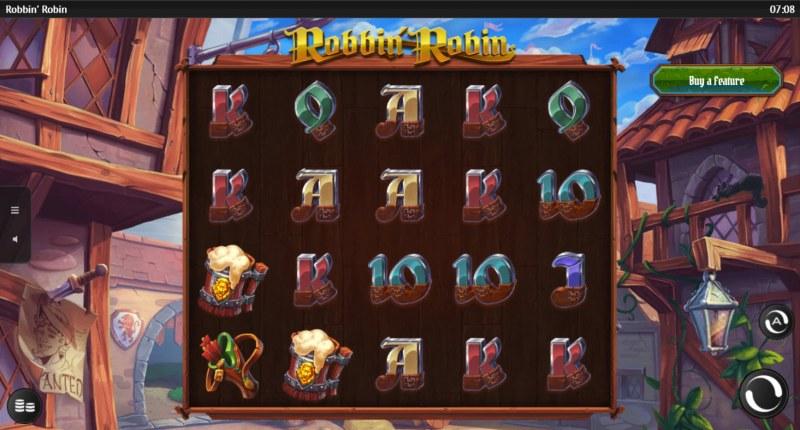 Robbin Robin :: Main Game Board
