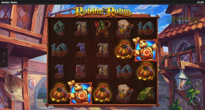 Robbin Robin :: Multiple winning combinations