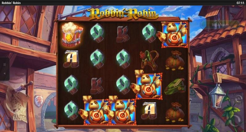 Robbin Robin :: A six of a kind win