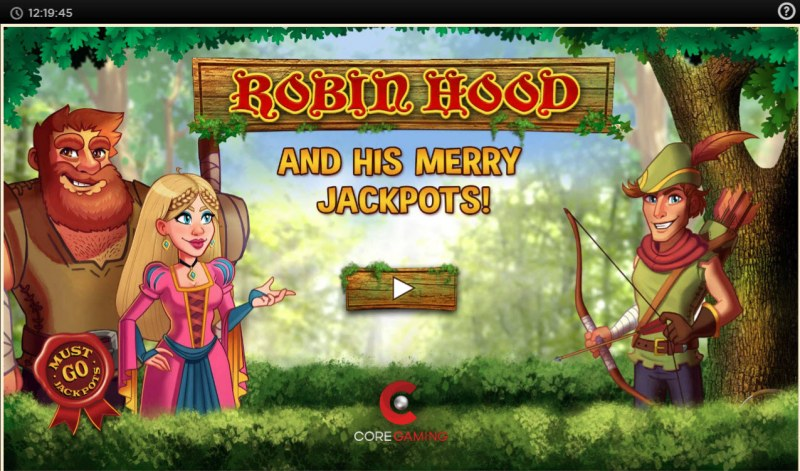 Robin Hood and His Merry Jackpots :: Introduction