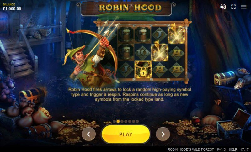 Robin Hood's Wild Forest :: Robin Hood Feature