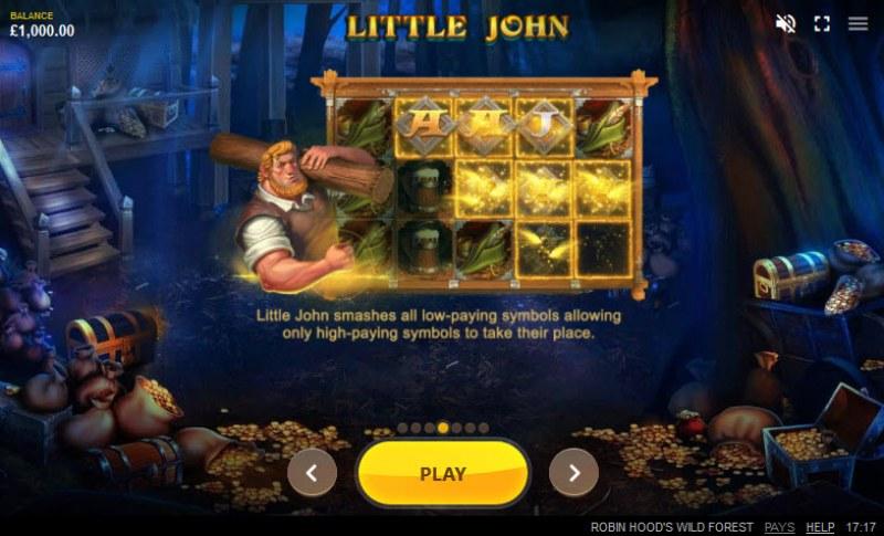 Robin Hood's Wild Forest :: Little John Feature