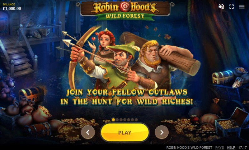Robin Hood's Wild Forest :: Fellow Outlaws