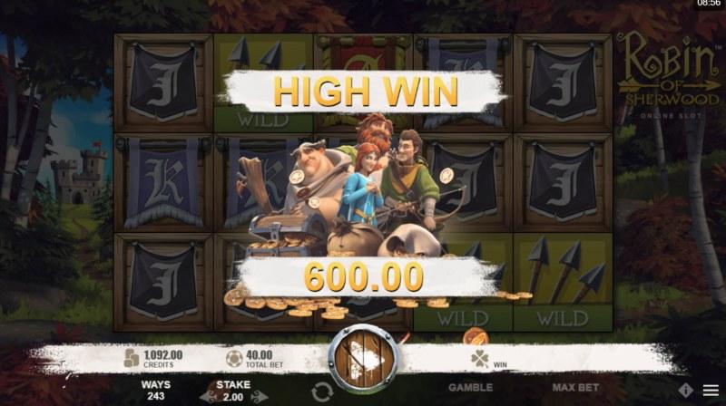 Robin of Sherwood :: High Win