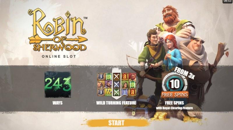 Robin of Sherwood :: Introduction