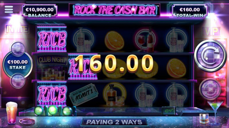 Rock The Cash Bar :: Two of a kind